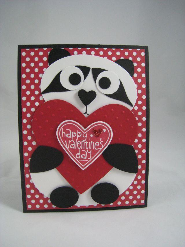 panda valentine