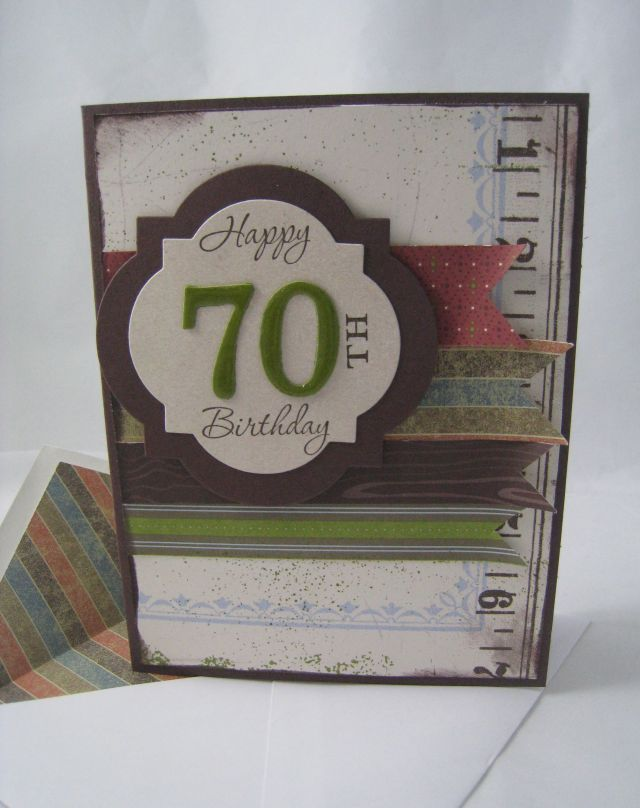70th bday front