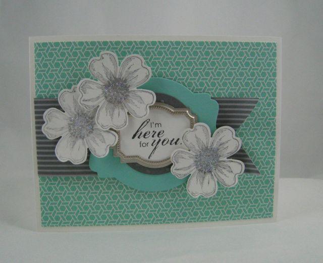 Flower Shop -Stampin' Up