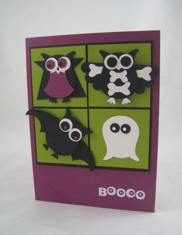 owl punch halloween