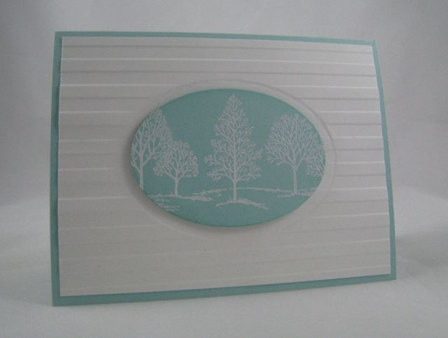 Partial embossing