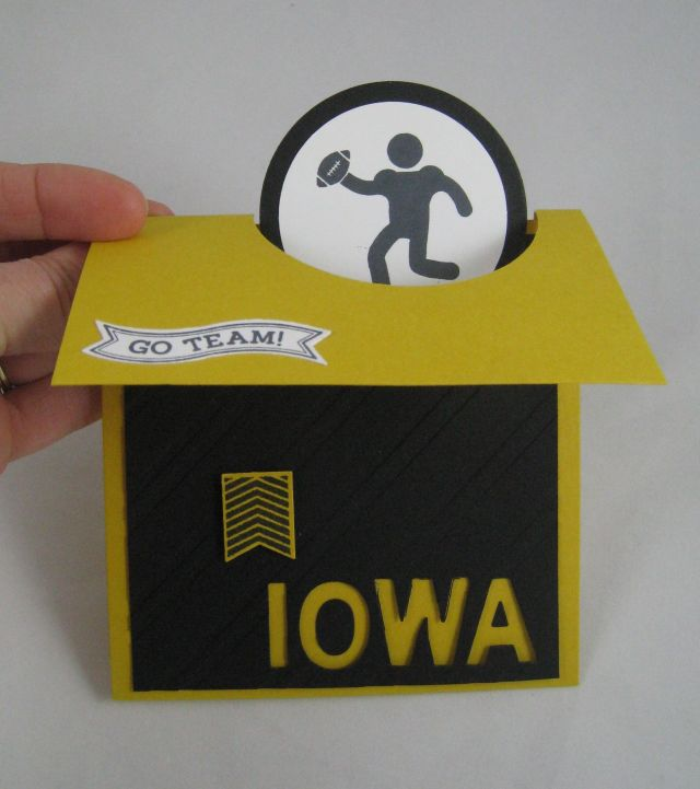 iowa flap fold opened