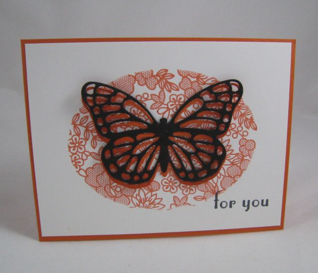 Reverse Masking Butterfly