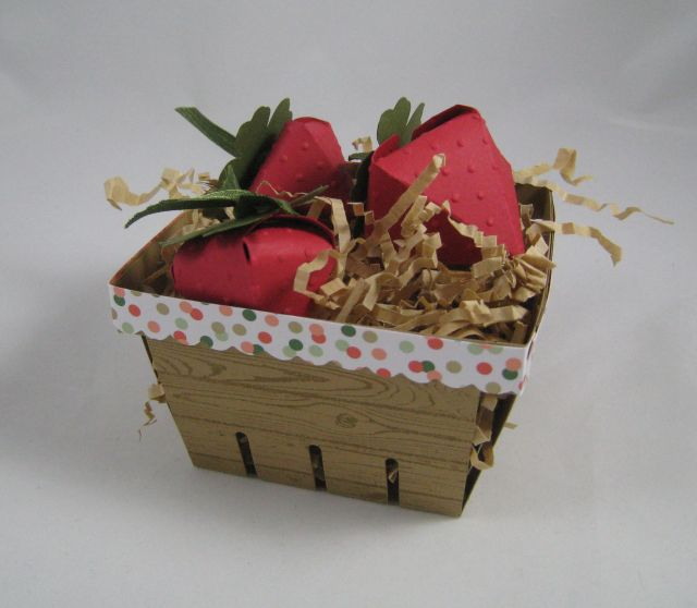 Berry Basket and Berries