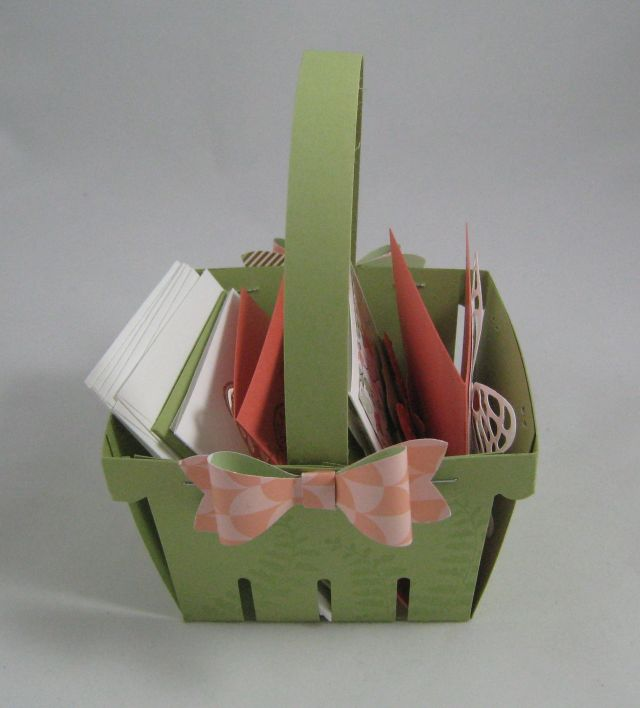 Berry Basket and Cards 2