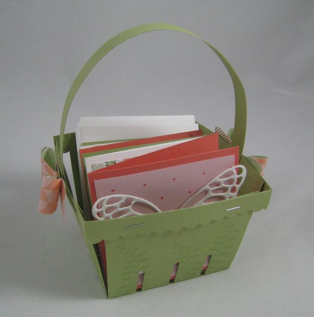 Berry Basket and cards