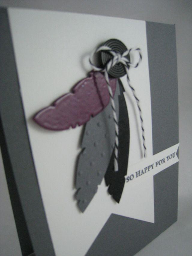 enameled elements feathers 2