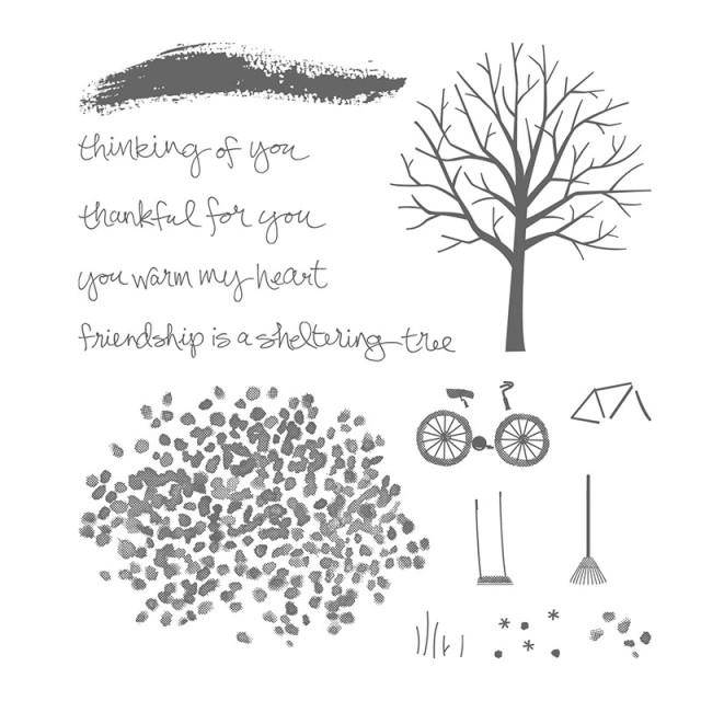 sheltering tree set