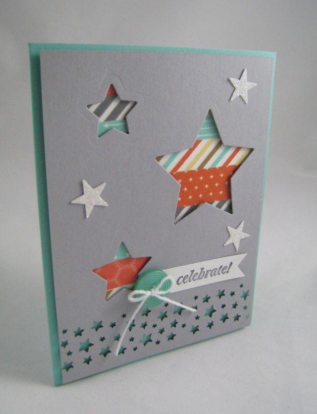 washi tape stars